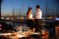 Auckland-harbour-dining