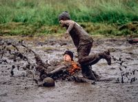 Swamp Football - Iceland