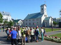 Literary Walks in Reykjavik