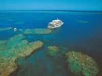 Great Barrier Reef © Coral Princess Cruises