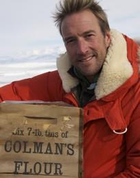 Ben Fogle in Antarctica