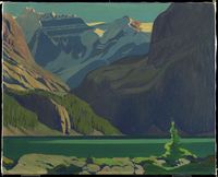J.E.H. MacDonald, Lake O'Hara, 1929, The Thomson Collection © Art Gallery of Ontario