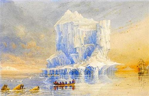 HMS Terror by George Back