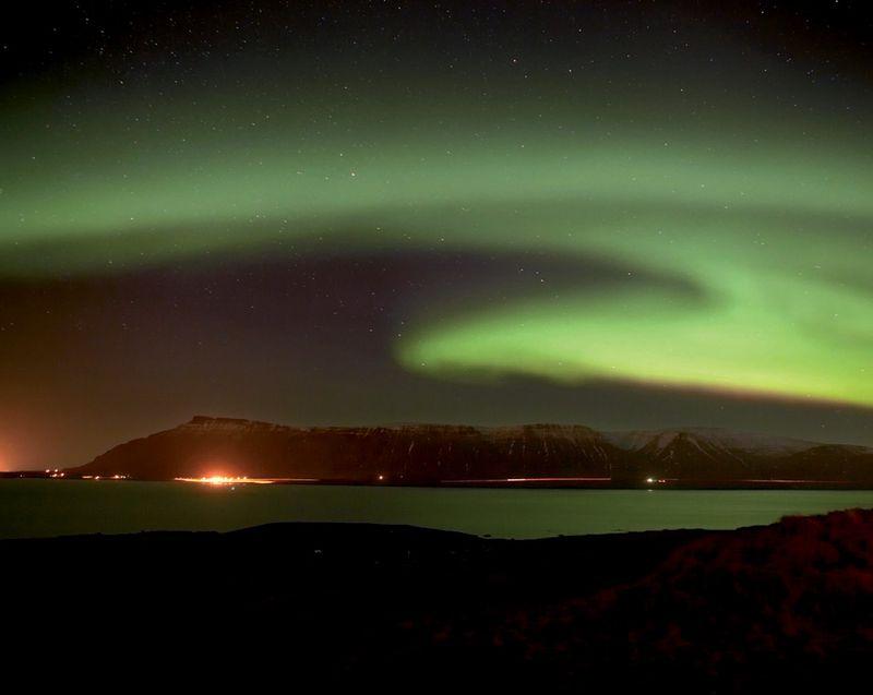 Northern lights©RTH Sigurdsson