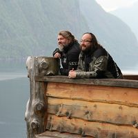 Dave & Si in Norway