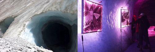 Mer de Glace - Ice cave