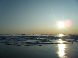 Northwest Passage by Lauren Brewer