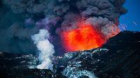 Iceland Erupts