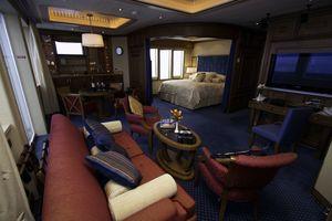Owners Suite, Sea Spirit