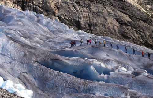 Nigardsbreen-Glacier-Tour