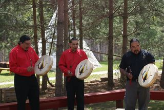 First Nations Drumming