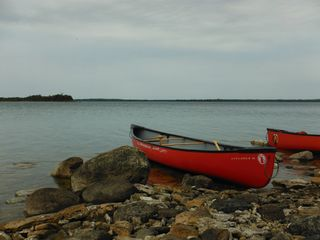 Canoes, Manitoulin Island