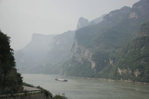 Yangtze River - Three Gorges cruise 2