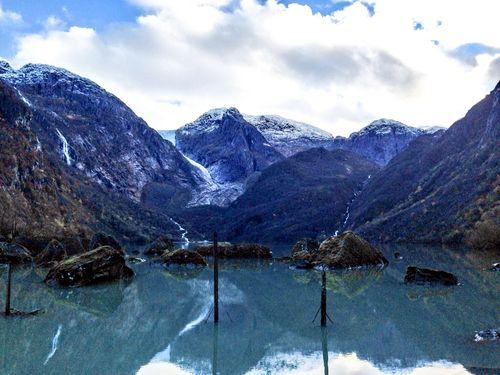 Bondhus glacier