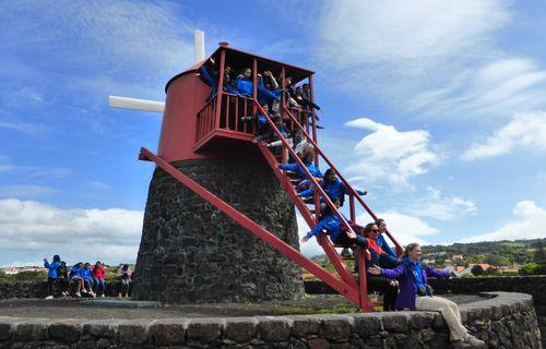 Watford Grammar School for Girls in the Azores