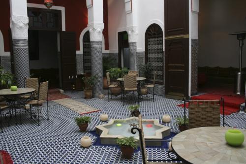 Morocco-riad