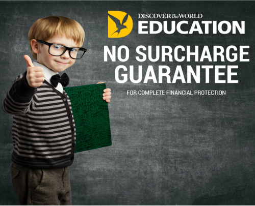 No-surcharge-guarantee