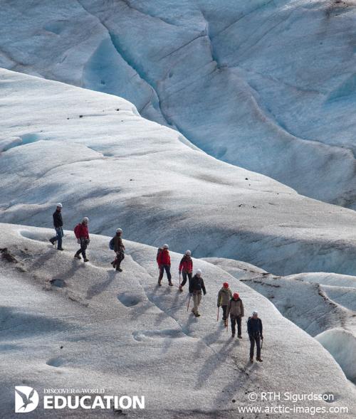 Glaciers-Glacier-walk