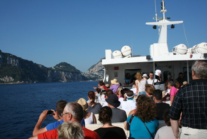 Boat Tour of the Amalfi Coast