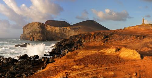 Azores - Capelinhos volcano panorama