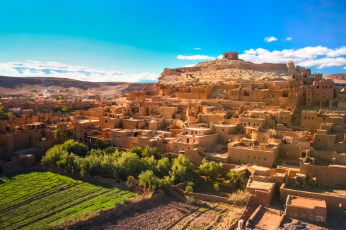 Morocco-city